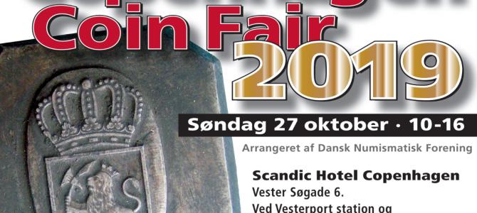 Copenhagen Coin Fare 2019